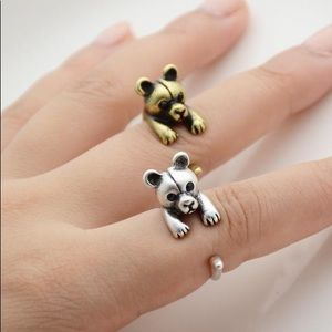 Jewelry - Bear Wrap Ring